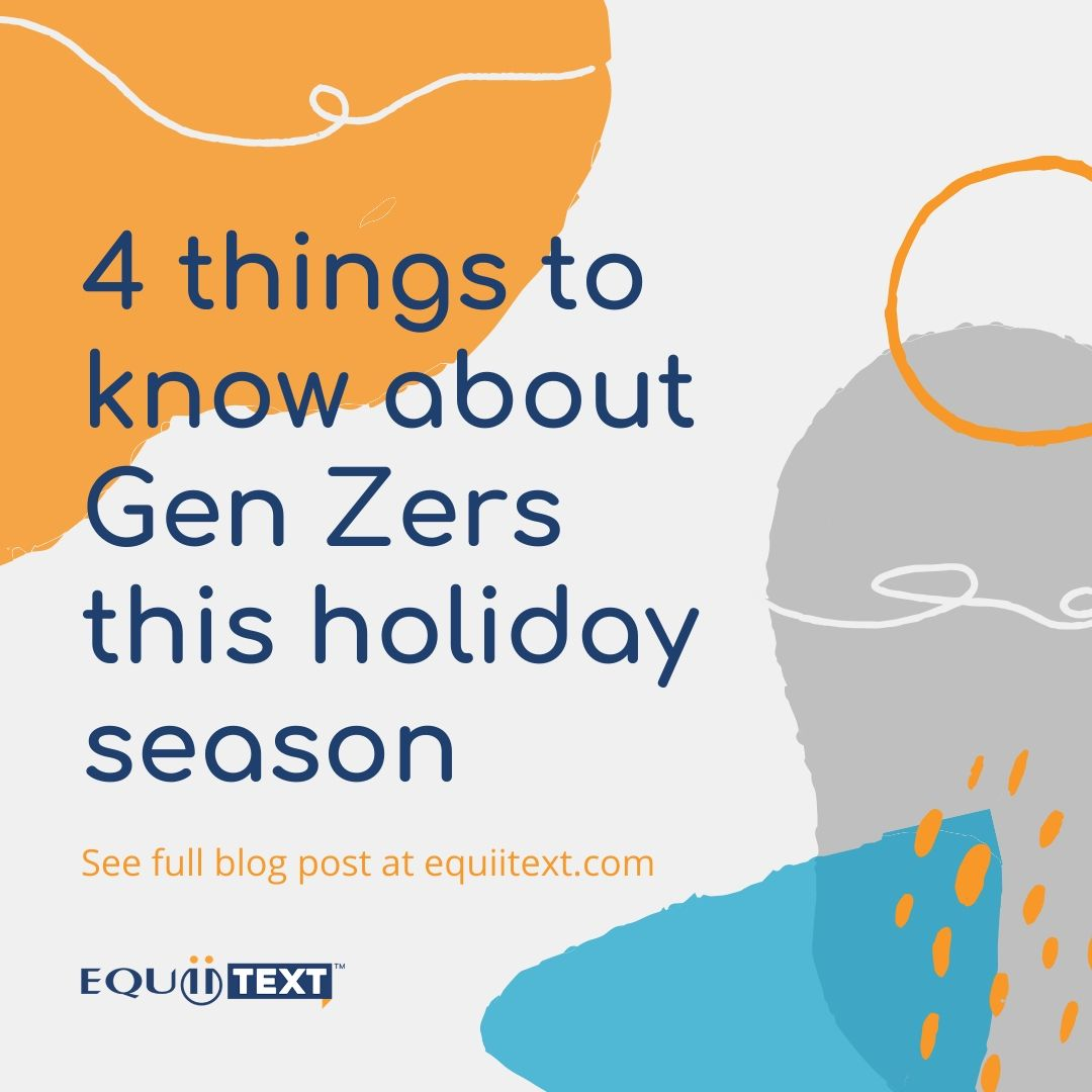 Six things to know about Gen Zers this holiday season