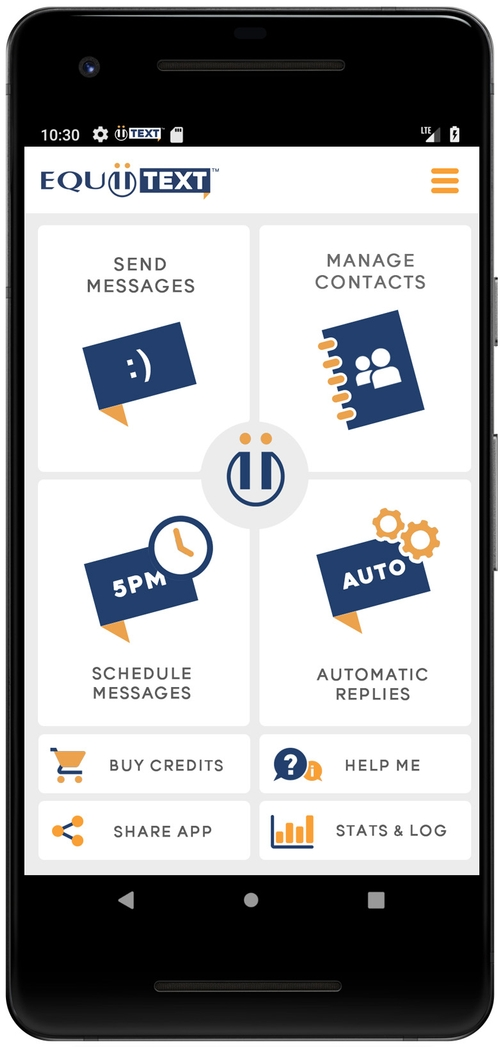 sms marketing app