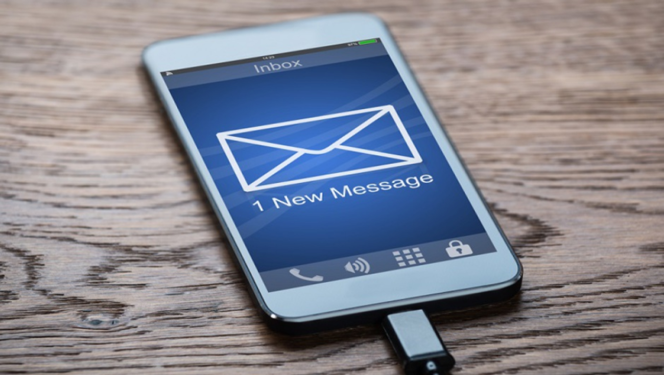Supplement business email campaigns with SMS