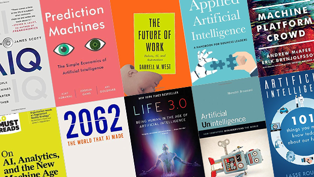 Top 5 Artificial Intelligence Books to Get Up to Speed