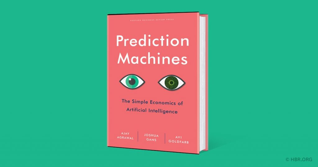 ai prediction machines book